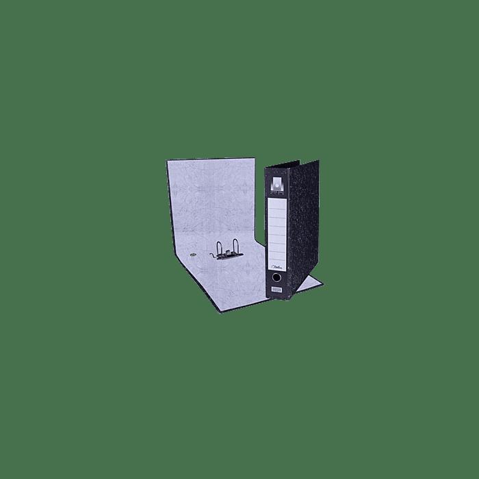 Treeline A3 Brief Upright Lever Arch File Black Pkt-6