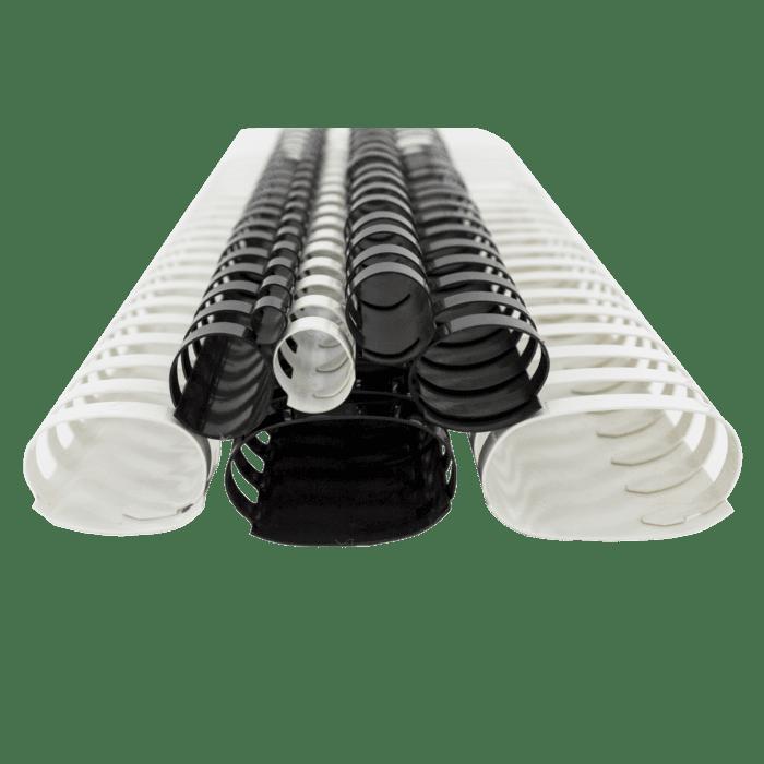 Treeline 19mm Binding Element White Box-100 160 Sheets