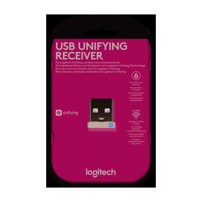 Logitech Unifying Receiver Not Working