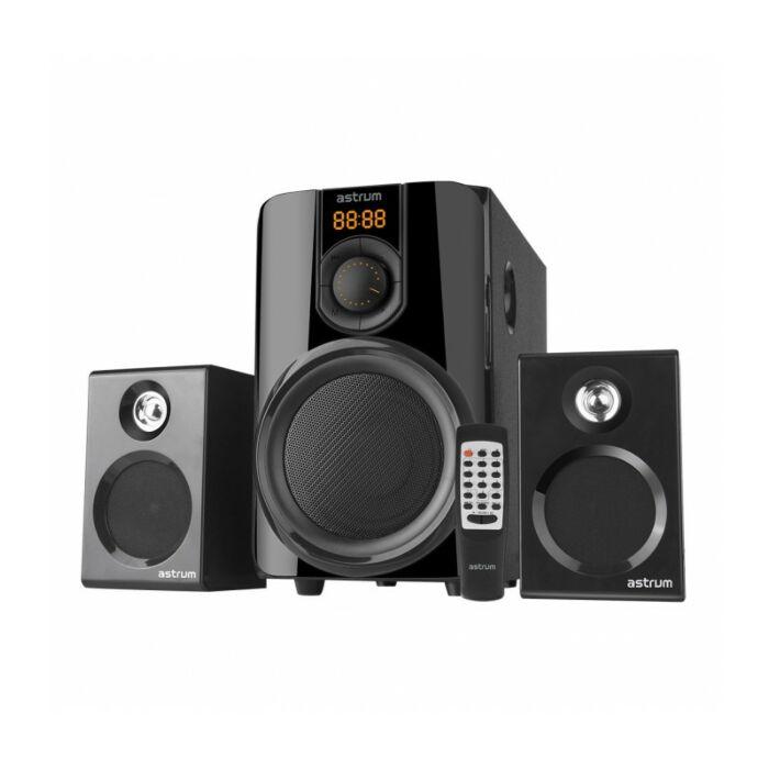 Astrum MS260 2.1CH 30W Multimedia Speaker BT + USB + SD + FM Radio