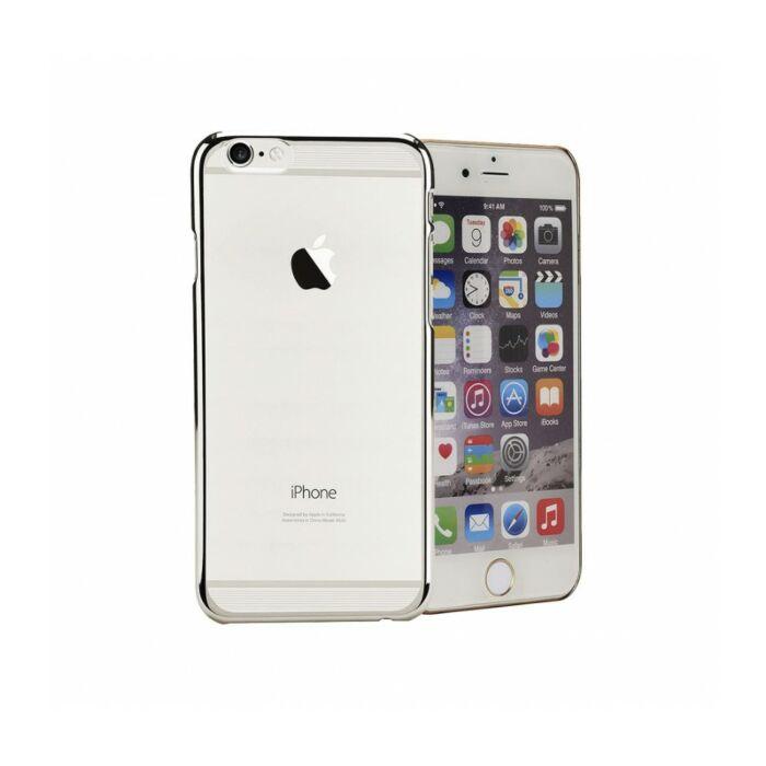 Astrum MC120 Transparent iPhone 6/6S UV Horizon Case Silver