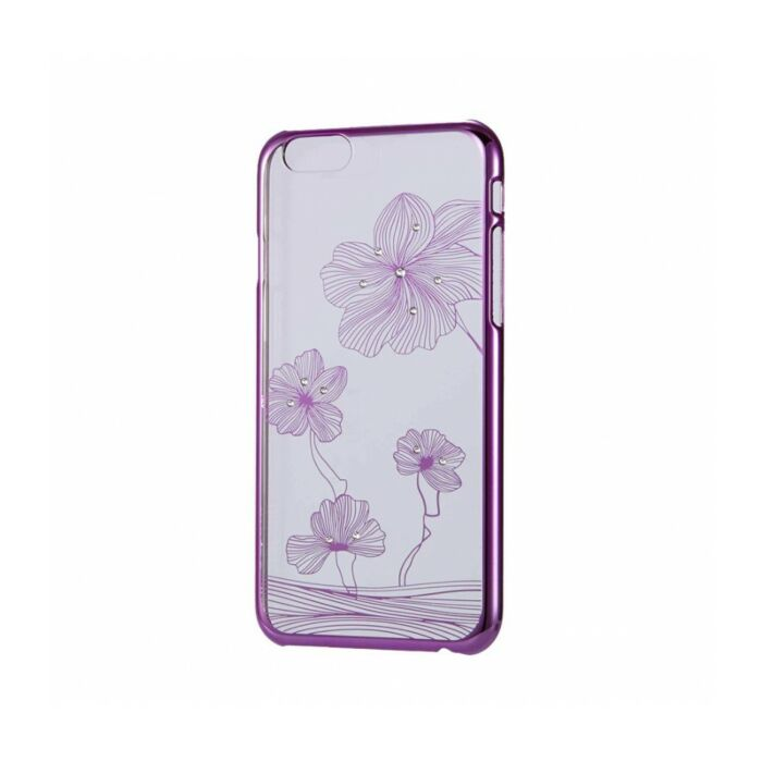 Astrum MC140 Lotus iPhone 6/6S Swarovski Crystal Case Pink