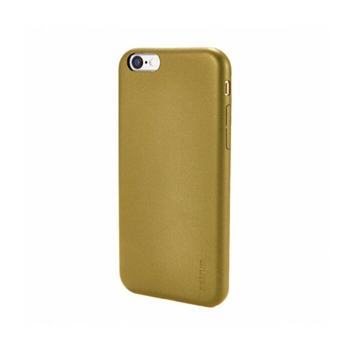 Astrum MC200 Leather iPhone 6/6S Plus Super Slim Case Gold