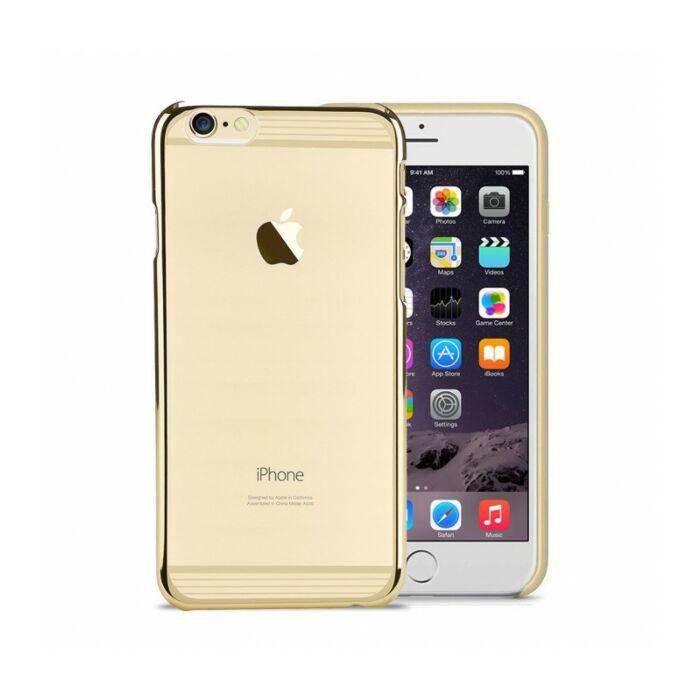 Astrum MC220 Transparent iPhone 6/6S Plus UV Horizon Case Gold