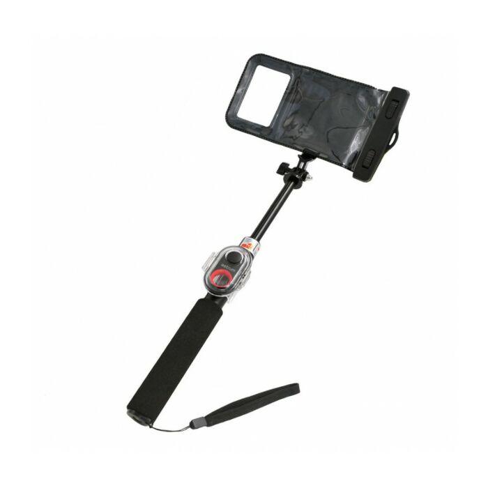 Astrum SS150 Universal Waterproof Selfie Stick Black