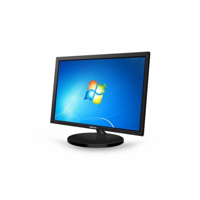 Astrum LM190 19.5 inch LED Monitor + Speaker Black