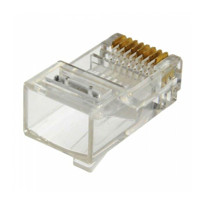 Astrum NT100 RJ45 Connectors 100pc Pack for Cat5e
