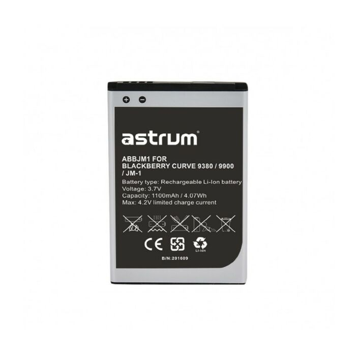 Astrum ABBJM1 ABBJM1 For BB CURVE 9380 / 9900 / JM-1