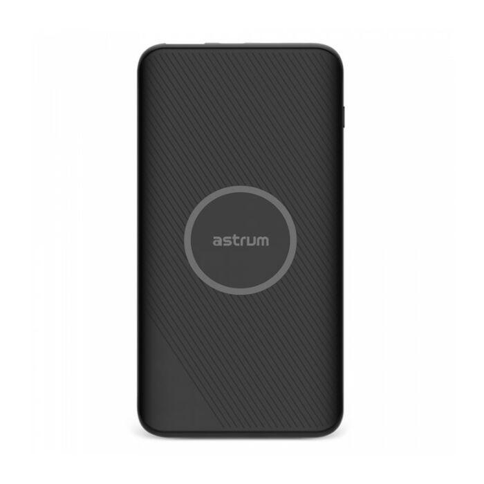 Astrum PB310 10000mAh Power Bank + Qi Wireless Charger