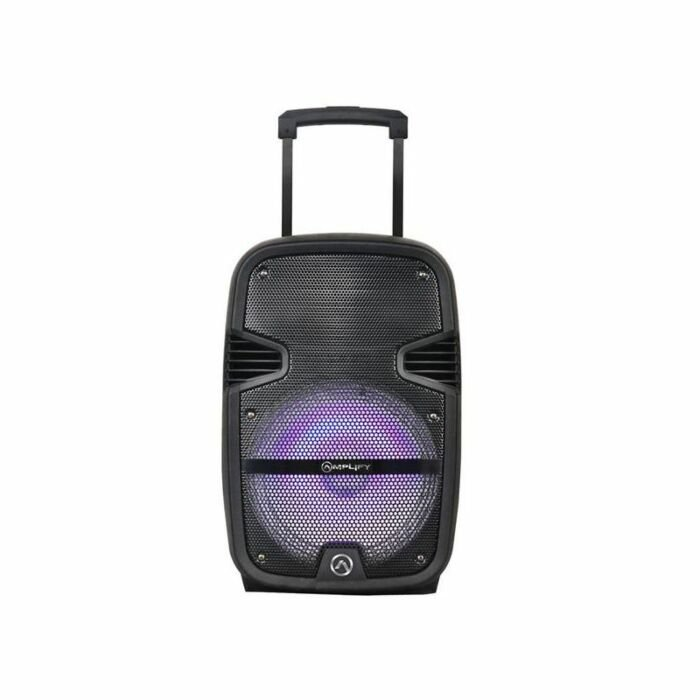 Amplify Gladiator 12 Series 12 inch Bluetooth Trolley Speaker