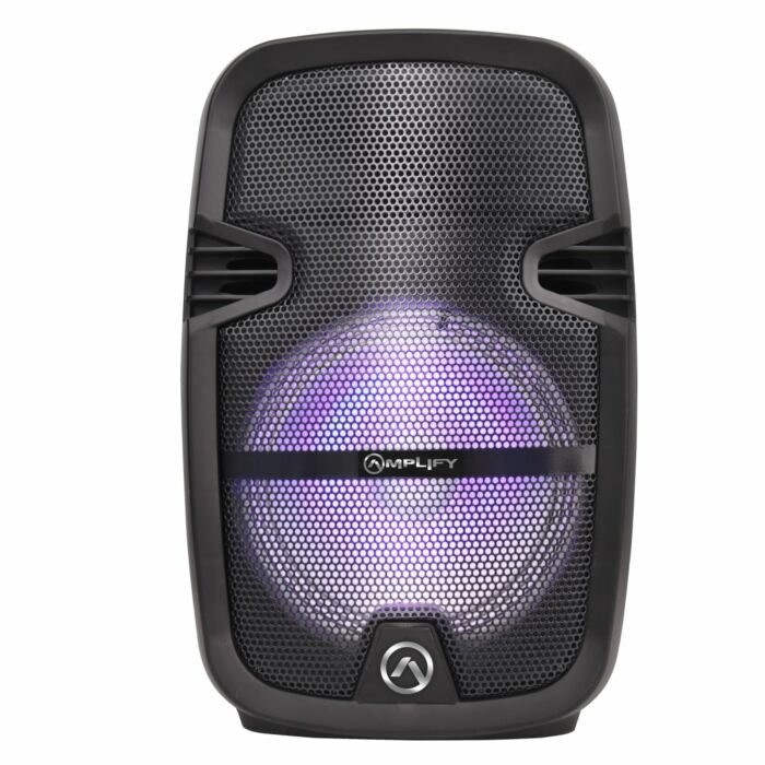 Amplify Gladiator 8 Series 8 inch Bluetooth Trolley Speaker