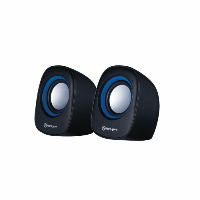 Amplify Topaz Series USB Powered 2.0 Speaker System