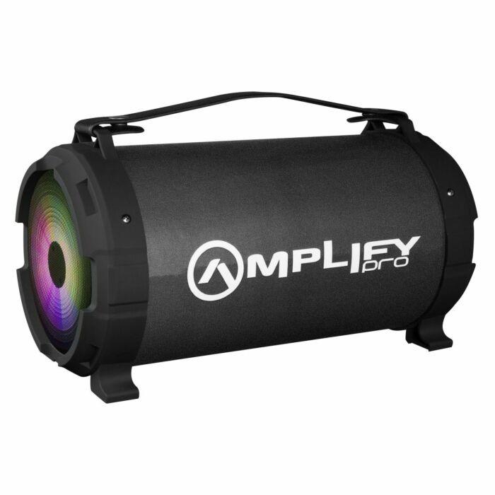 Amplify Thump Series Bluetooth Tube Speaker Black