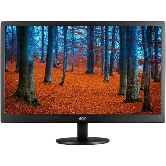 AOC E970SWN 18.5 inch 1366x768 TN LED Monitor