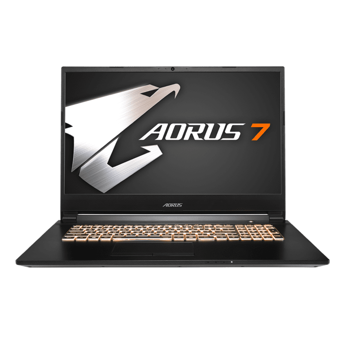 Aorus 7 LG 144Hz 17.3 inch  FHD IPS Panel i7-9750H GTX 1660TiGDDR6 6GB DDR4 2666MHz 8GBx2 SSD 512GB m.2 PCIe Win10 Pro