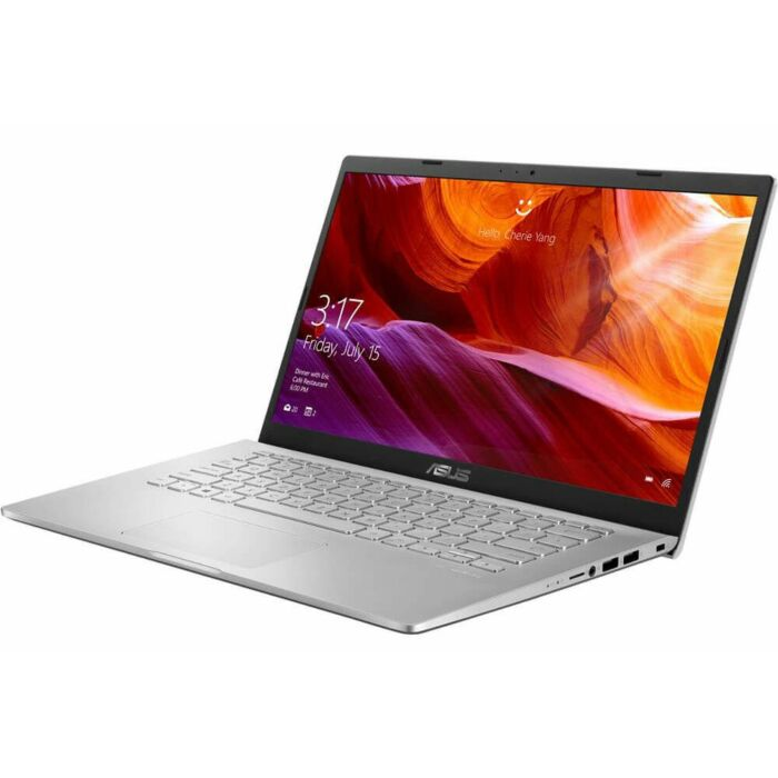 ASUS Laptop 14 X409FA-i78512ST 14.0 inch FHD Anti-Glare i7-8565U 8GB 4GB OB+ 4GB 512GB SSD Silver