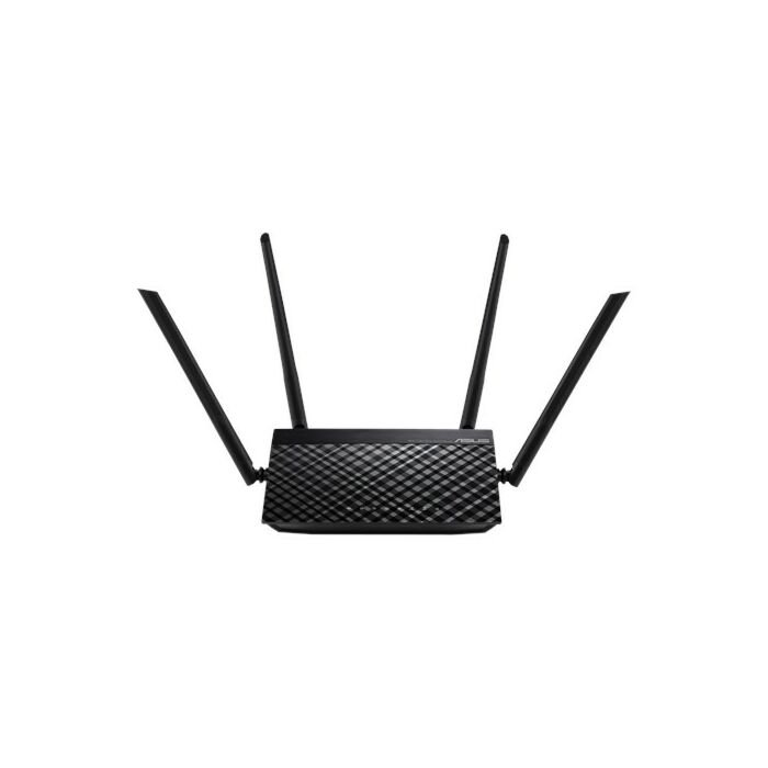 ASUS RT-AC51 AC750 Dual-Band Wi-Fi Router with Four Antennas and Parental Control
