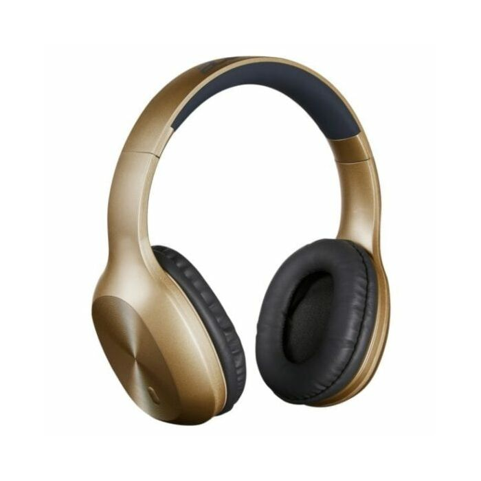 Bounce Samba Series Bluetooth Headphones Champagne Gold