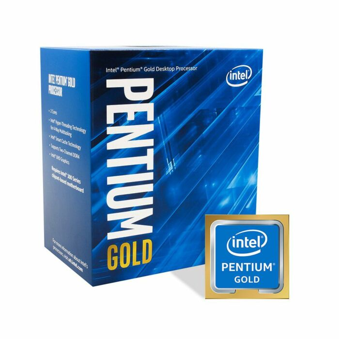 Intel BX80684G5500 Pentium Gold G5500 3.30 GHz - 2 Core Processor