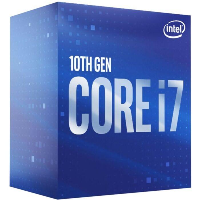 Intel BX8070110700 Core i7-10700 Octa Core 2.9GHz (4.8GHz Turbo) 14nm Comet Lake Socket LGA1200 Desktop CPU