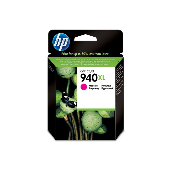HP 940XL Magenta Officejet Ink Cartridge Blister Pack