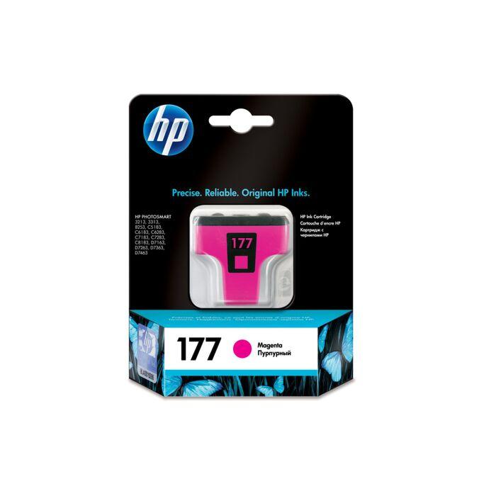 HP 177 Magenta Ink Cartridge