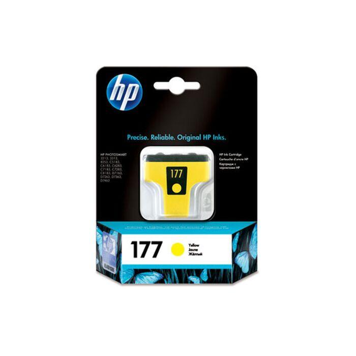 HP 177 Yellow Ink Cartridge