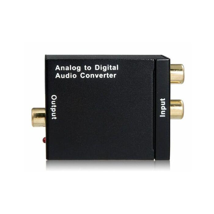 HDCVT Analog to Digital Converter