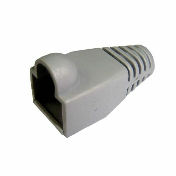 OEM RJ45 Boot Grey 10 Pack