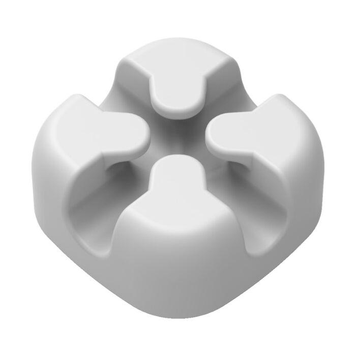 Orico Desktop Cross Clip Cable - Grey