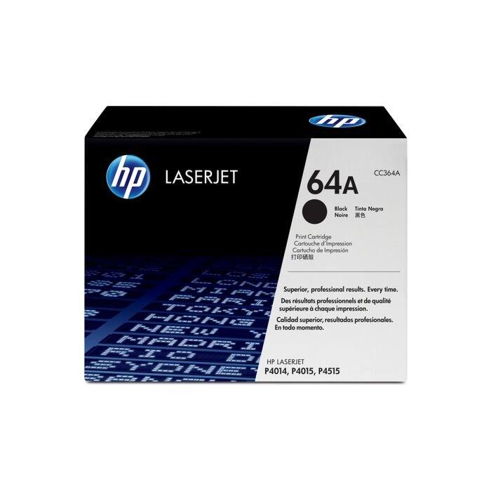 HP 64A Laserjet P4014/P4015/P4515 Black Print Cartridge