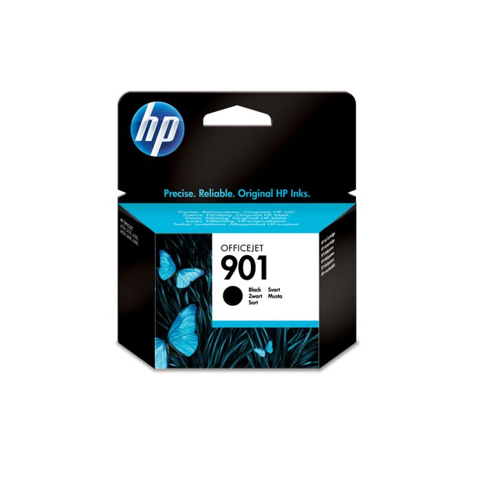HP 901 Black Inkjet Print Cartridge Blister Pack