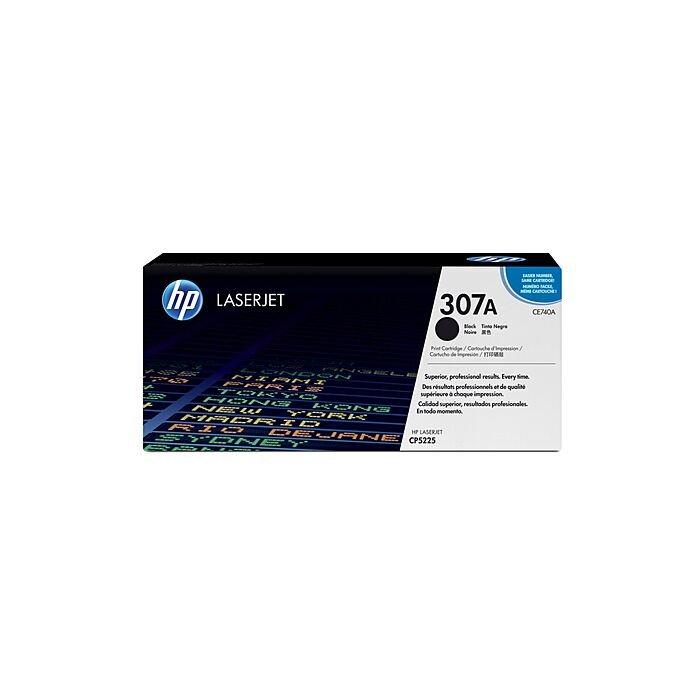 HP 307A Color Laserjet Cp5225 Black Print Cartridge