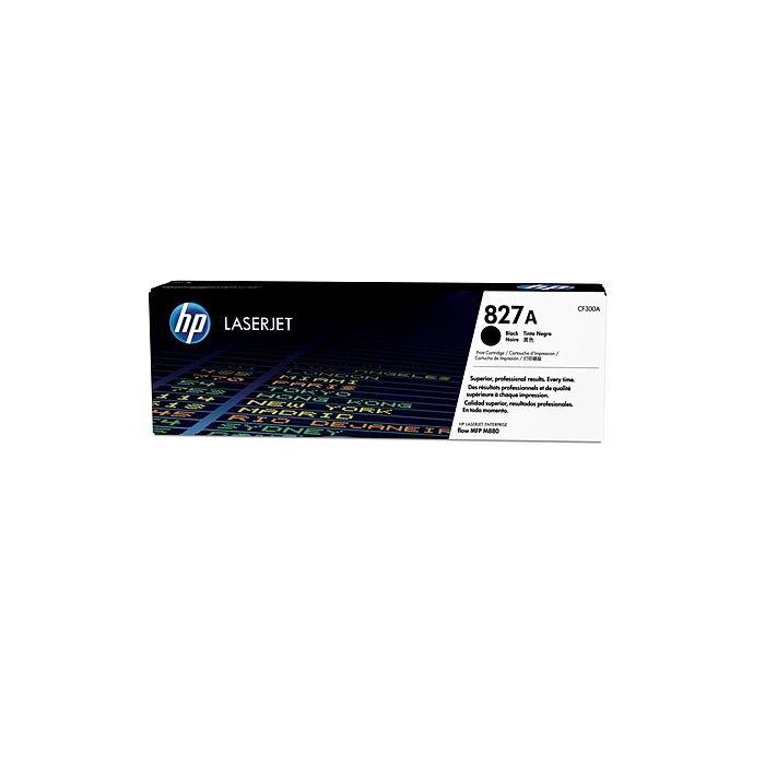 HP 827A CLJ M880 Black Print Cartridge
