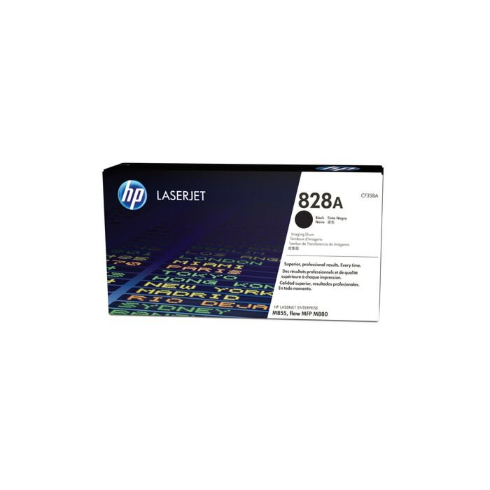 HP 828A CLJ M855/880 Black Imaging Drum