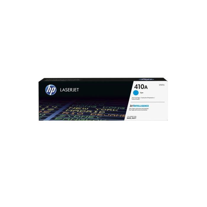 HP 410A Cyan Laserjet M452/Mfp M477 Cartridge