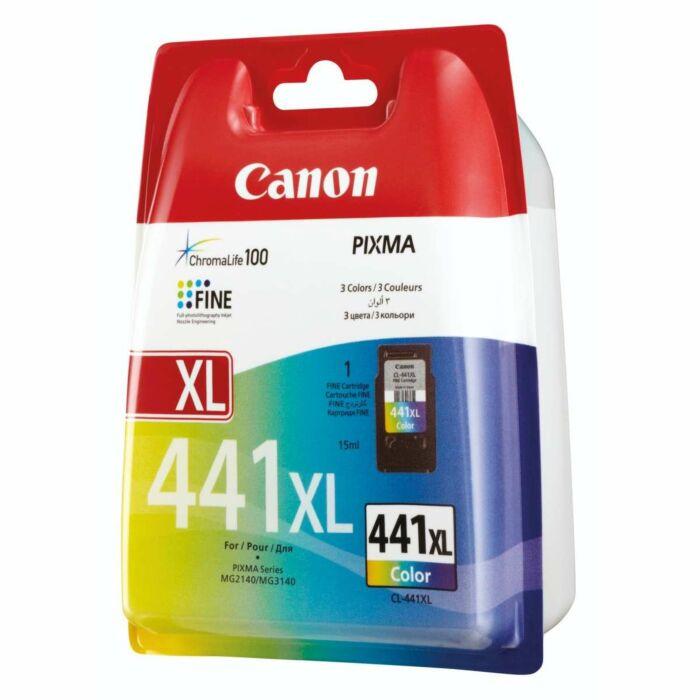 Canon - Ink Colour XL - Mg2140 Mg3140 Mg4140 Mx374 Mx434 Mx514