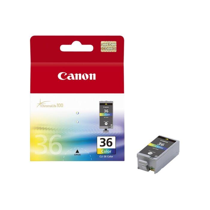 Canon - Inks Colour Mini260 & Ip100