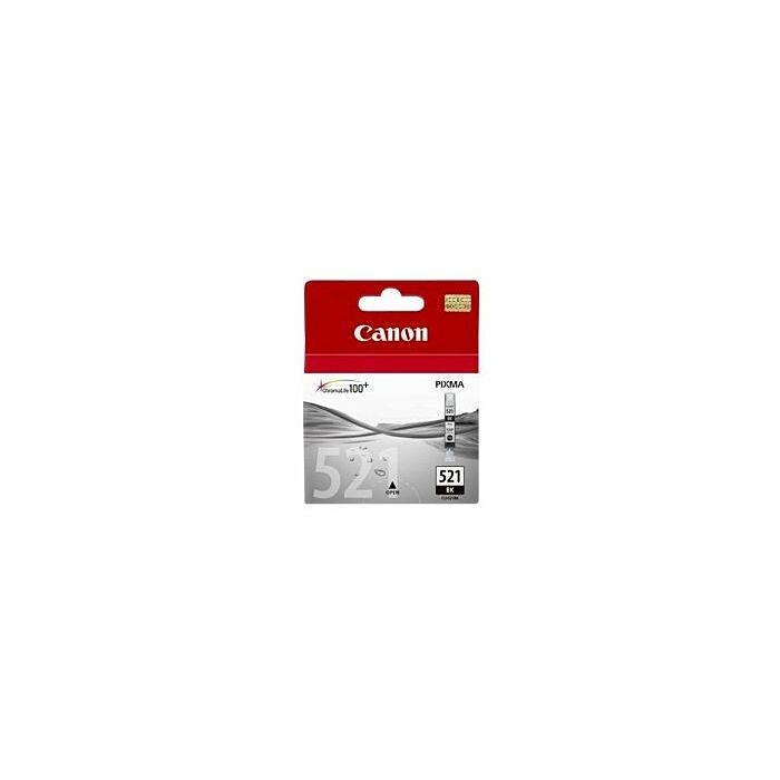 Canon - Ink Black - Ip3600 / Ip4600 / Ip4700 / Mp540 / Mp550 / Mp560 / Mp620 / Mp630 / Mp640 / Mp980 / Mp990 / Mx860 / Mx870
