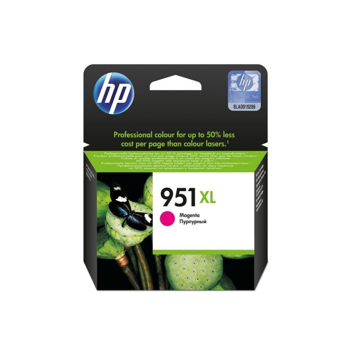 HP 951XL Magenta Officejet Ink Cartridge Blister Pack