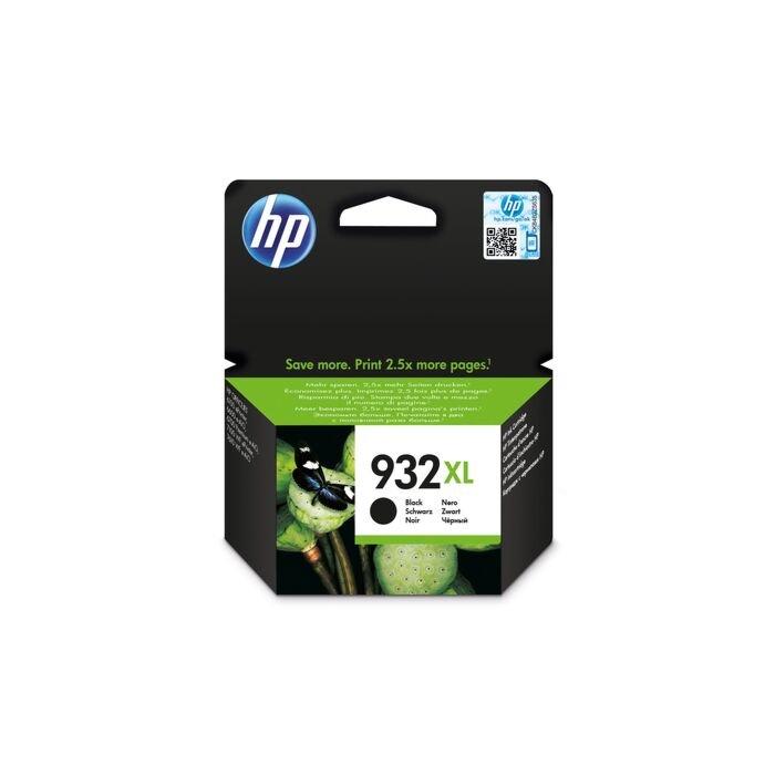 HP 932XL Black Officejet Ink Cartridge Blister Pack - New