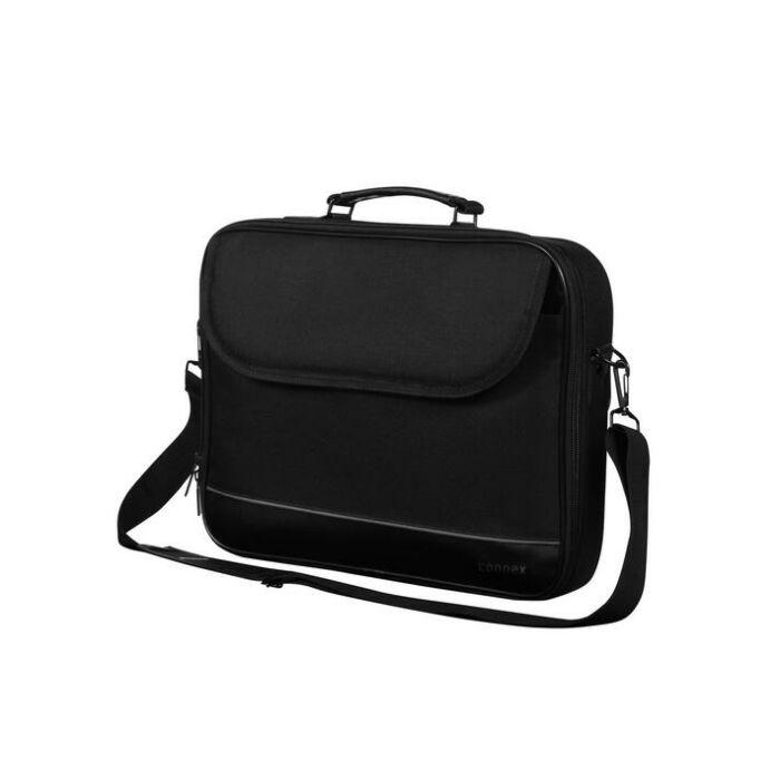 Connex 14.1 Laptop Shoulder Bag Black