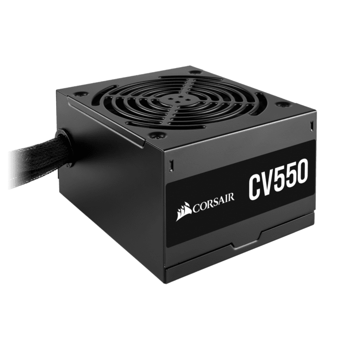 Corsair CV Series CV550 550 Watt 80 PLUSBronze Certified PSU