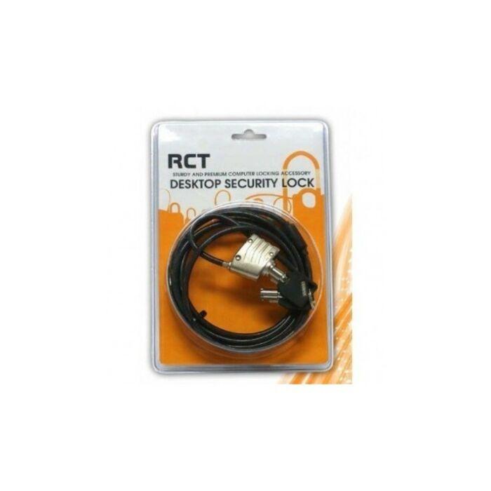 Rct Desktop Key Type Security Locking Solution