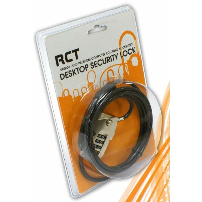 RCT Desktop Security Combo Number lock 4 Digit