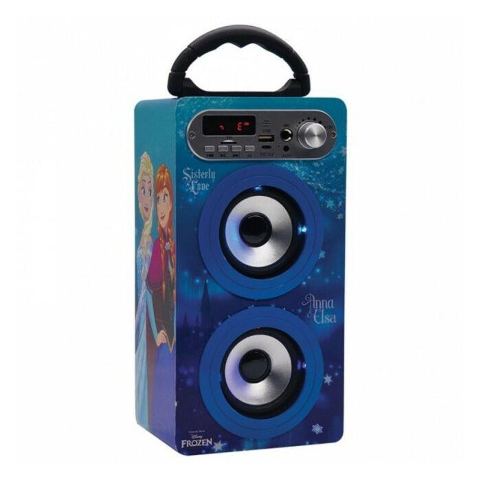 Disney Frozen 2 sisters Karaoke bluetooth Speaker