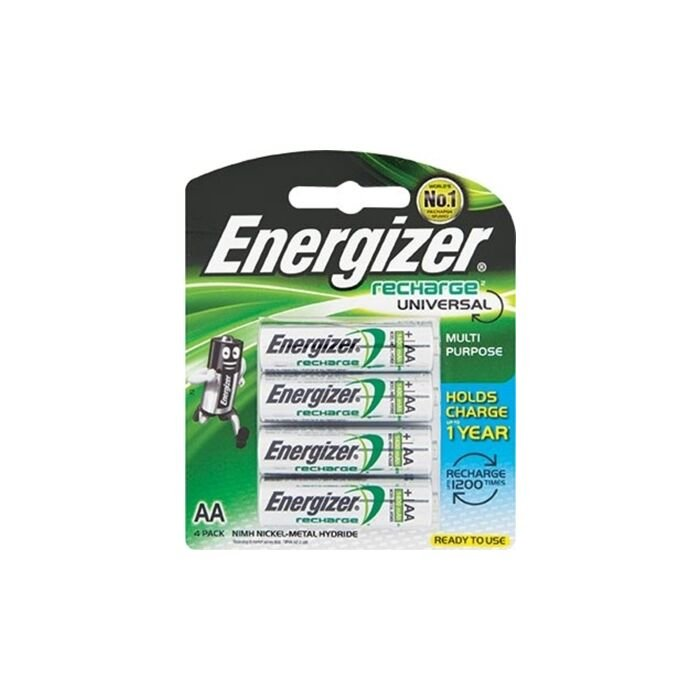 Energizer Recharge Power Plus AA Pack 4