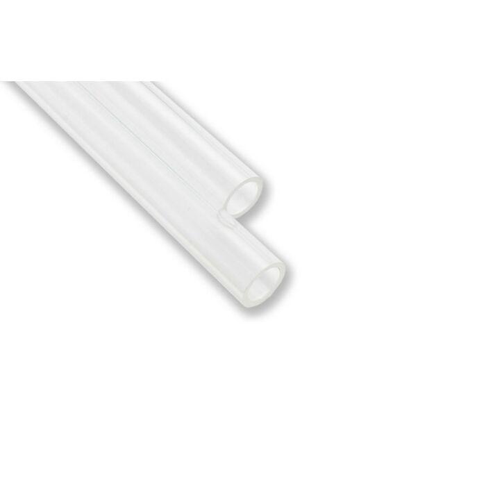 EKWB HD PETG HARDLINE TUBING 2PCS 500MM NON COLORED OD 12MM ID 10MM (3831109841396).