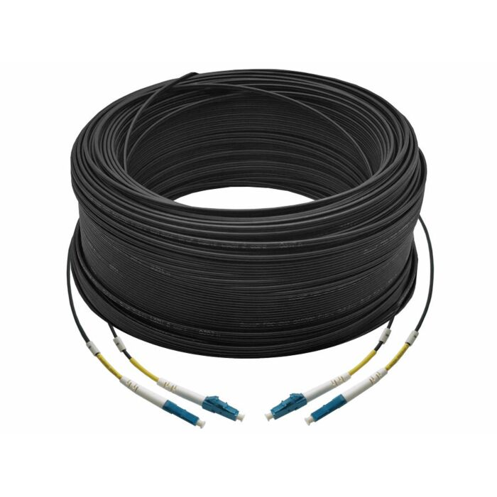 Fibre Outdoor Uplink Cable 150M LC-LC UPC 2Core
