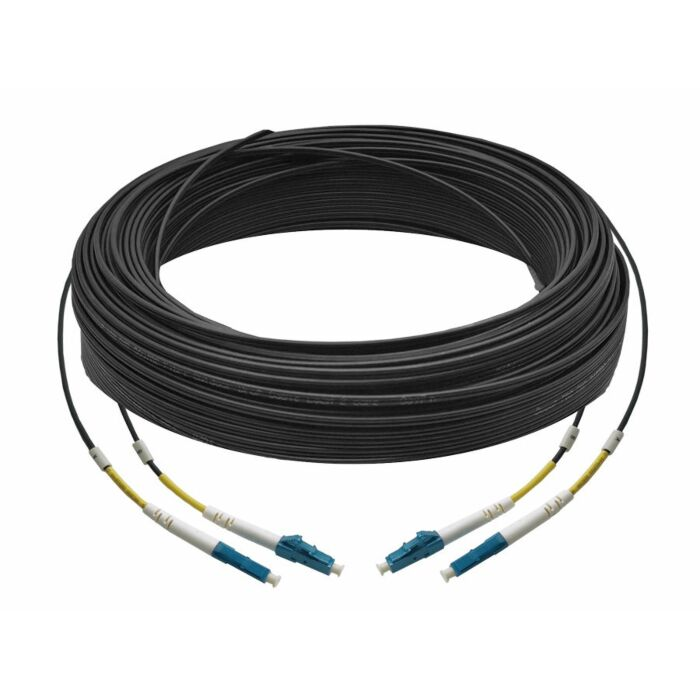 Fibre Outdoor Uplink Cable 30M LC-LC UPC 2Core